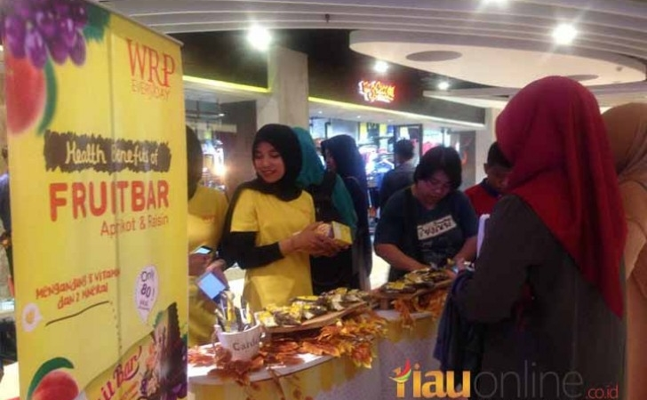 Grand Launching WRP Everyday Fruit Bar - Healthy Snack, Healthy Lifestyle