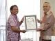 AJI Pekanbatu Audiensi dengan Gubernur Riau