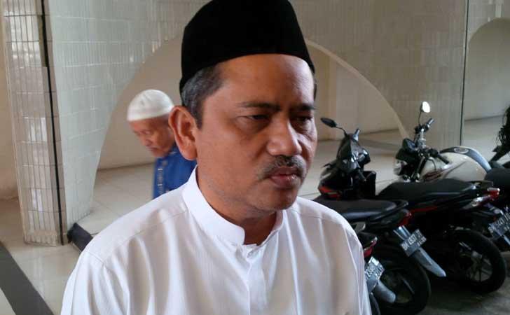 Sekdaprov Riau, Ahmad Hijazi