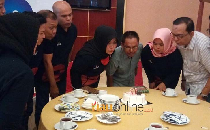 Anniversary Grand Elite Hotel Pekanbaru