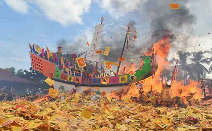 Festival Bakar Tongkang, Bagansiapiapi