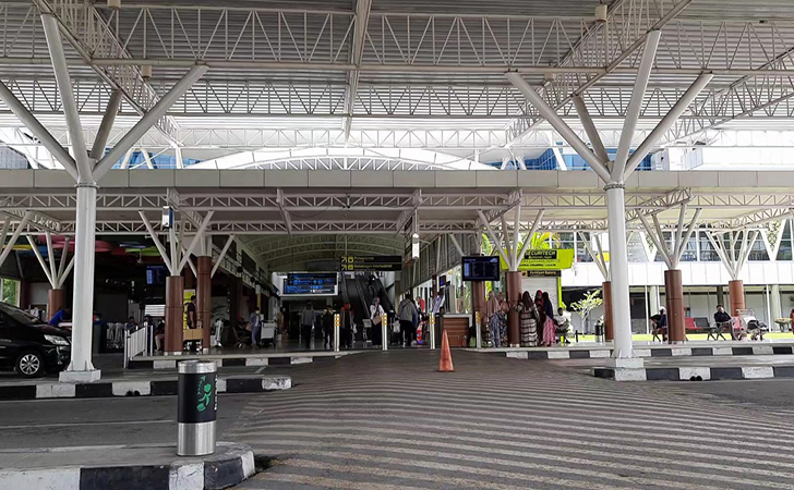 Bandara Sultan Syarif Kasim II Pekanbaru