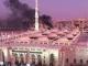 Bumbungan Asap Usai Bom Meledak