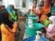 Cuci Tangan Murid SD