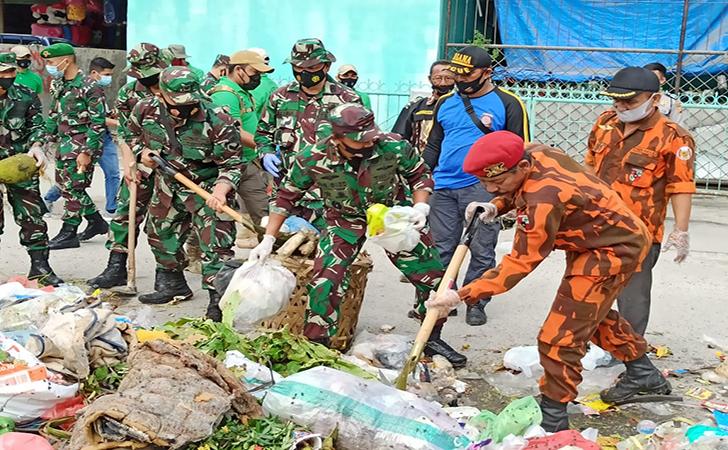 Dandrem Brigjen TNI M Syech Ismed