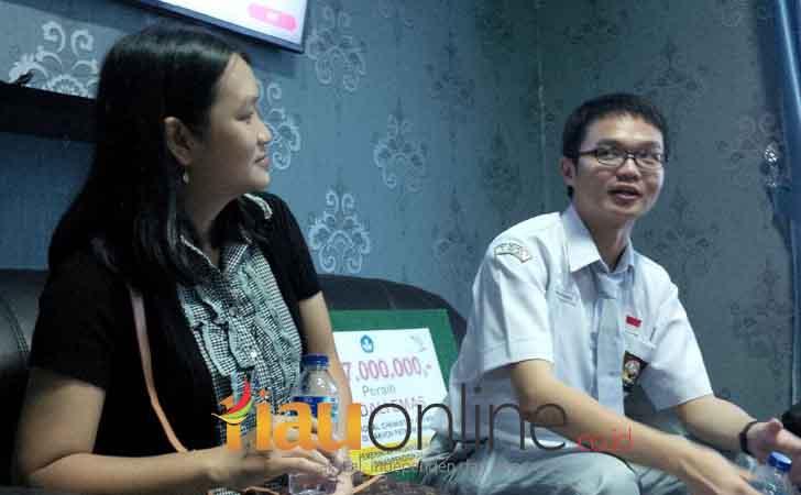 Dean Fanggohans, Anak Terpintar di Riau