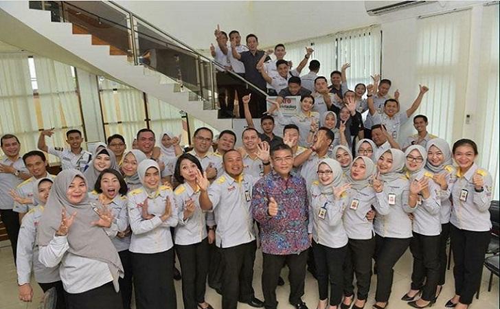 Morning Briefing Dirut Bank Riau Kepri