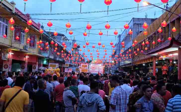 Festival Lampion Zhong Qiu 2017