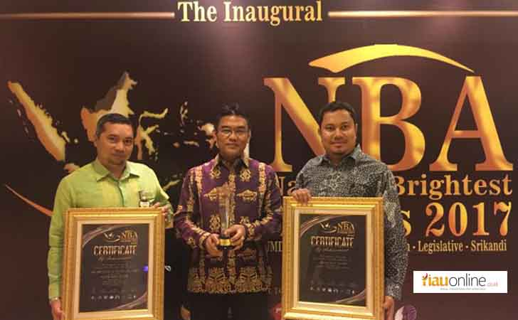 Dirut Bank Riau Kepri, Irvandi Gustari