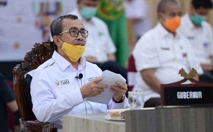 Gubernur Riau Pimpin Musrenbang