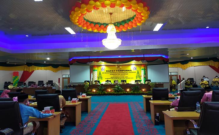 HUT ke-71 Kabupaten Kampar