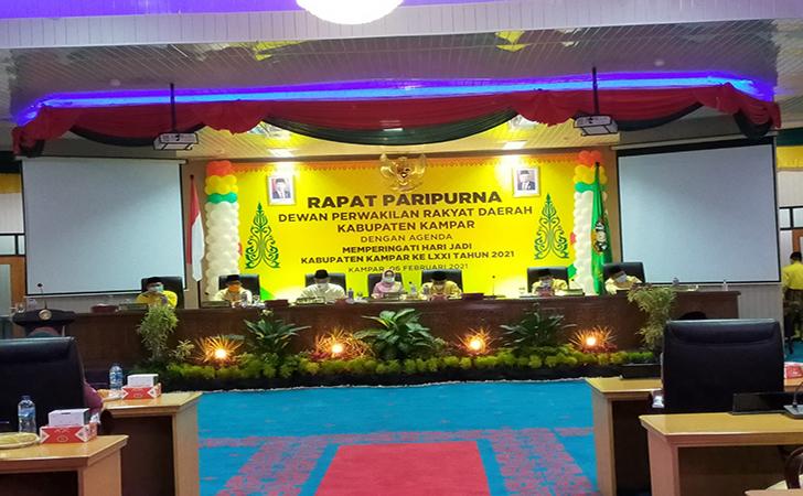 HUT ke-71 Kabupaten Kampar3