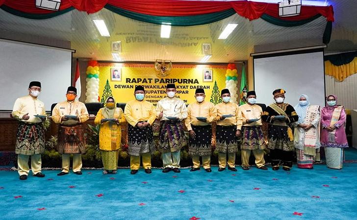 HUT ke-71 Kabupaten Kampar4