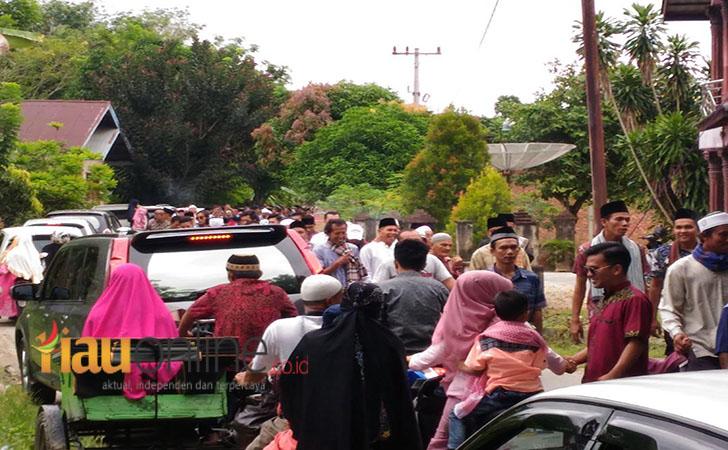 Hari Raya Ziarah di Bangkinang2