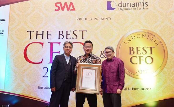 The Best CEO 2017 Versi SWA