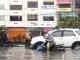 Jalan HR Subrantas Banjir