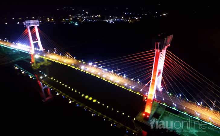 Jembatan Tengku Agung Sultanah Latifah, Siak