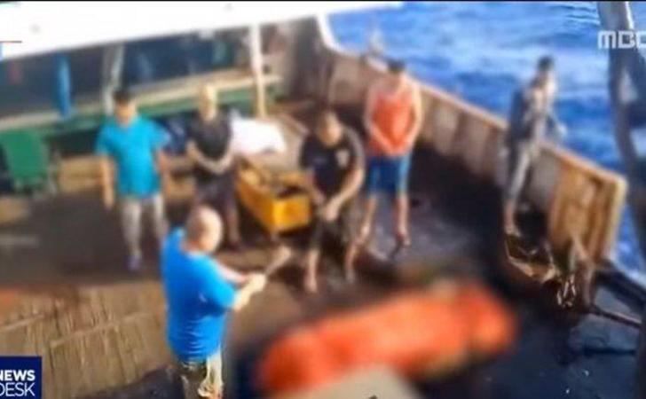 Jenazah ABK asal Indonesia dibuang ke tengah laut oleh kapal asal China
