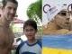 Joesph Schooling dan Michael Phelps