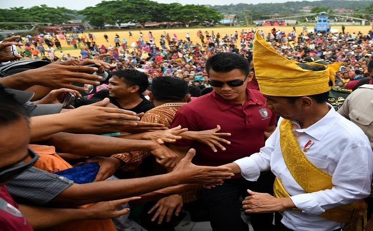 Jokowi ke Rohil4