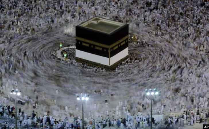 Kakbah di Mekkah