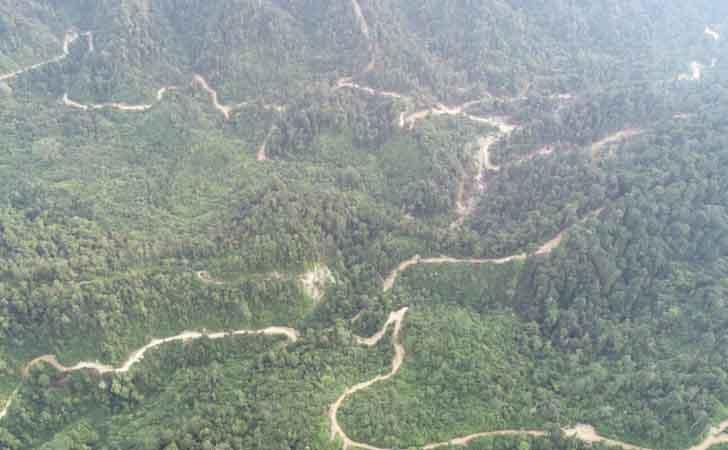 Kawasan TN Bukit Betabuh