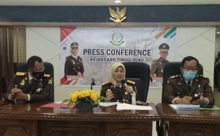 Kepala Kejaksaan Tinggi Riau
