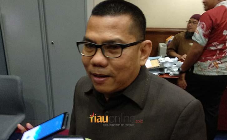 Ketua Komisi III DPRD Riau
