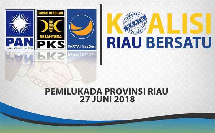 Logo Koalisi Riau Bersatu