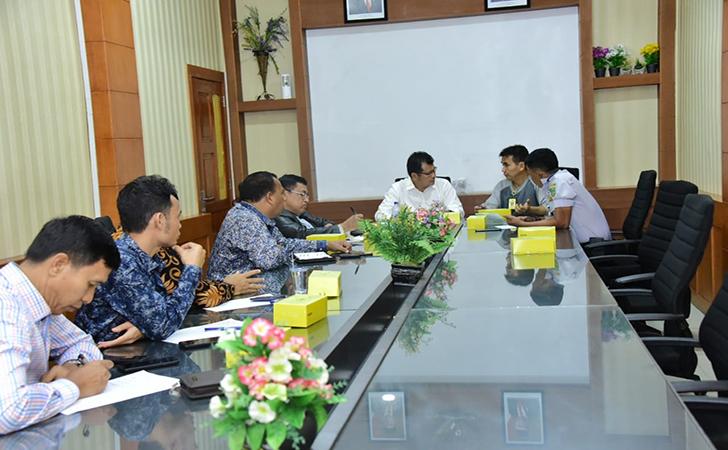 Komisi II DPRD Sharing Informasi dengan Dishub Batam Atasi Lonjakan Penumpang Kapal Roro2