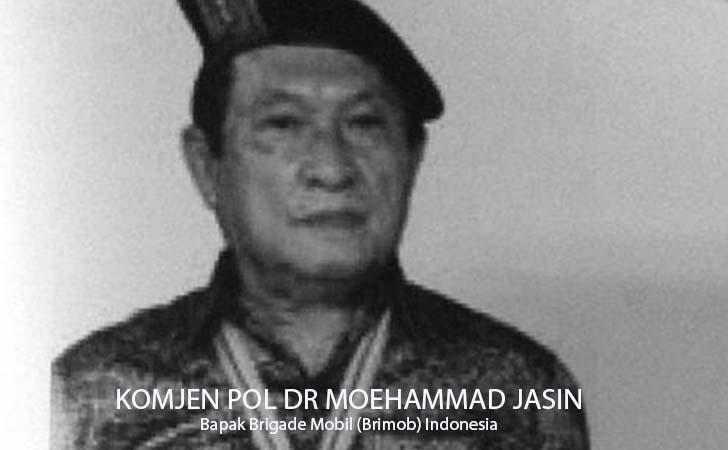 Komjen Pol Moehammad Jasin