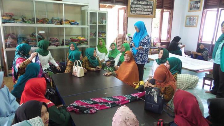 Kunjungan Dekranas Kampar2