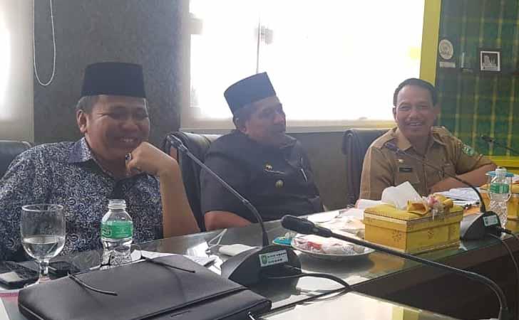 LAM Riau Audiensi dengan Bupati Siak