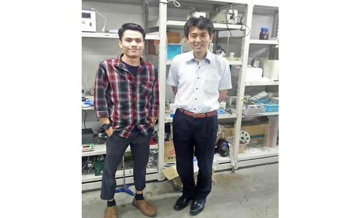 Mahasiswa UIR di Jepang