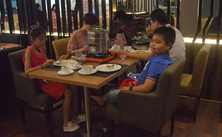 Tower Seafood di The Premiere Hotel Pekanbaru