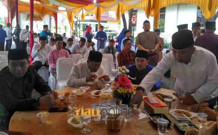 Open House Gubernur Riau