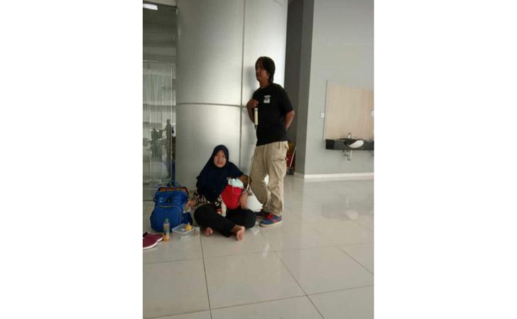 Orangtua Tiwi