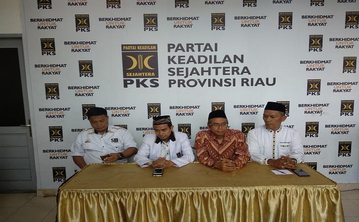 PKS Klaim Menang Pemilu 2019 di Riau