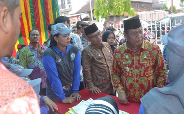 Wakil Bupati Rokan Hilir, Jamiluddin