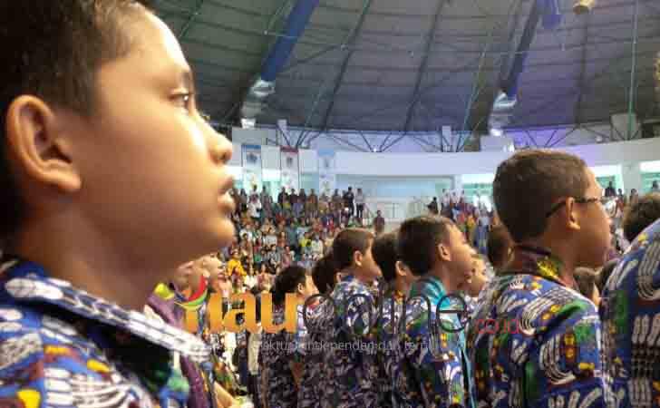 Pembukaan Olimpiade Sains Nasional di Gelanggang Remaja