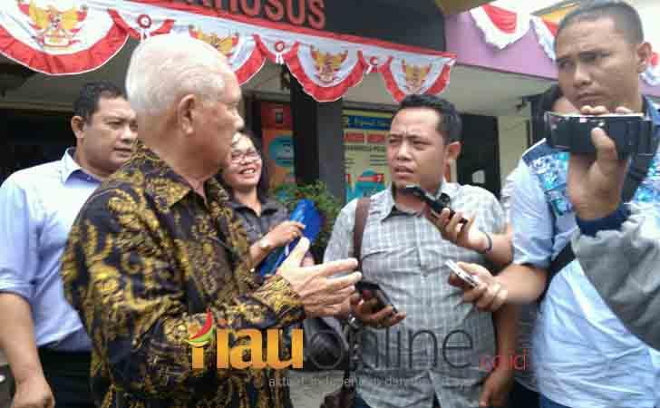 Pemilik PT Hutahean, Harangan Wilmar Hutahean