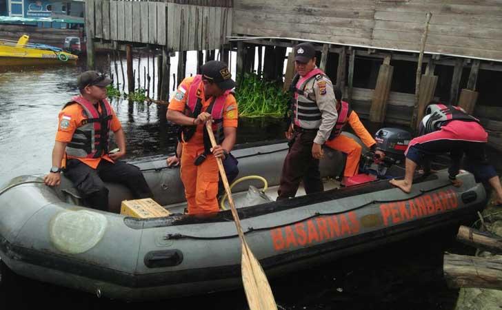 Penanganan Banjir di Kabupaten Pelalawan