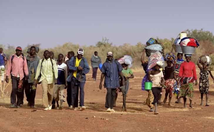 Pembantaian Muslim di Mali