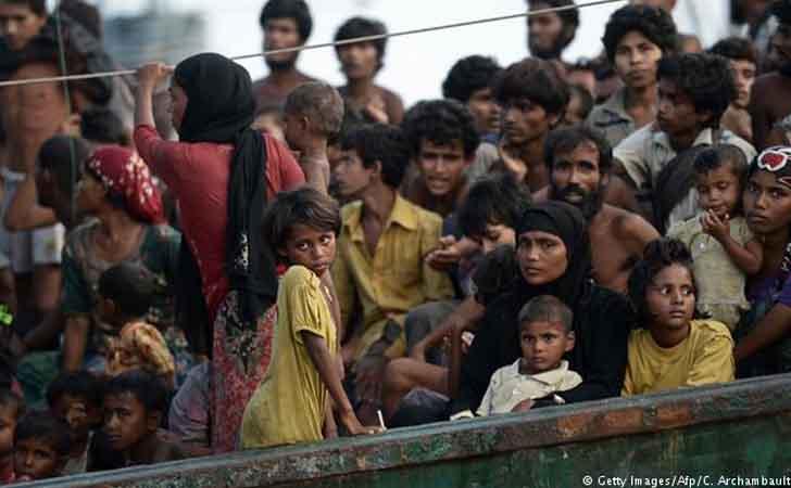 Inilah Siapa dan Apa tentang Muslim Rohingya di Myanmar