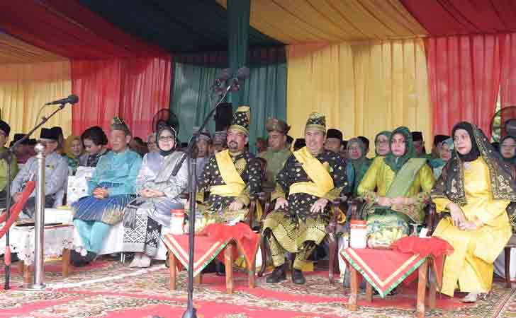 Peringatan HUT Ke-62 Provinsi Riau
