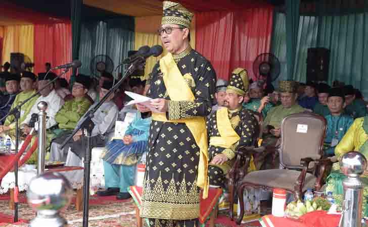 Peringatan HUT Ke-62 Riau