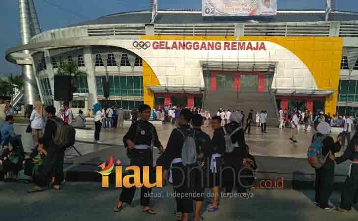 Massa Pendukung Prabowo Subiantoi