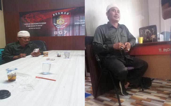 Ketua FPI Pekanbaru Diperiksa Penyidik Polresta