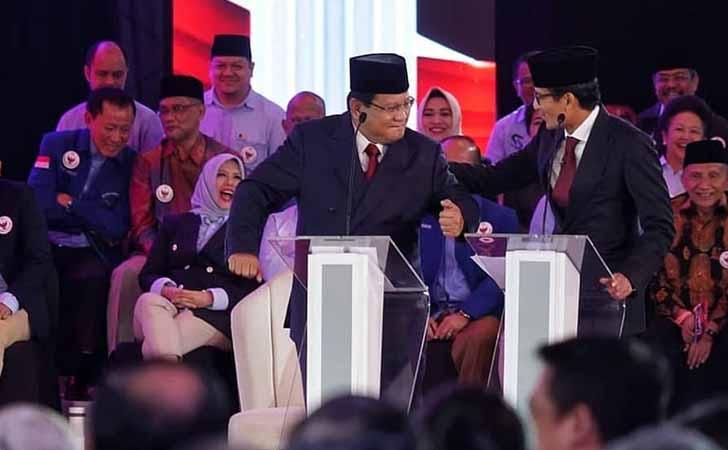 Prabowo dan Sandiaga Uno
