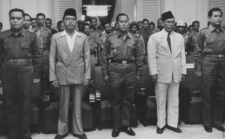 Presiden PDRI/Indonesia, Mr Sjafruddin Prawiranegara